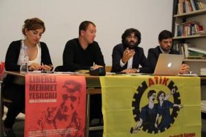 Conférence de presse (photo)
